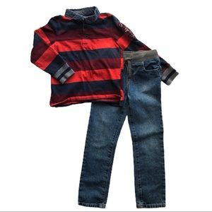 ⭐️ Boys Size 6 Outfit